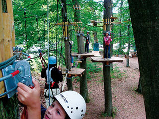 Fun Forest AbenteuerPark Homburg-Saar © Fun Forest AbenteuerPark Homburg-Saar
