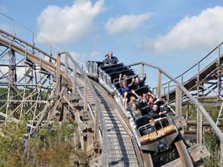 Der Freizeitpark Erlebnispark Tripsdrill